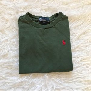❤️3/$15❤️ Polo by Ralph Lauren Boys Size 4T Tee